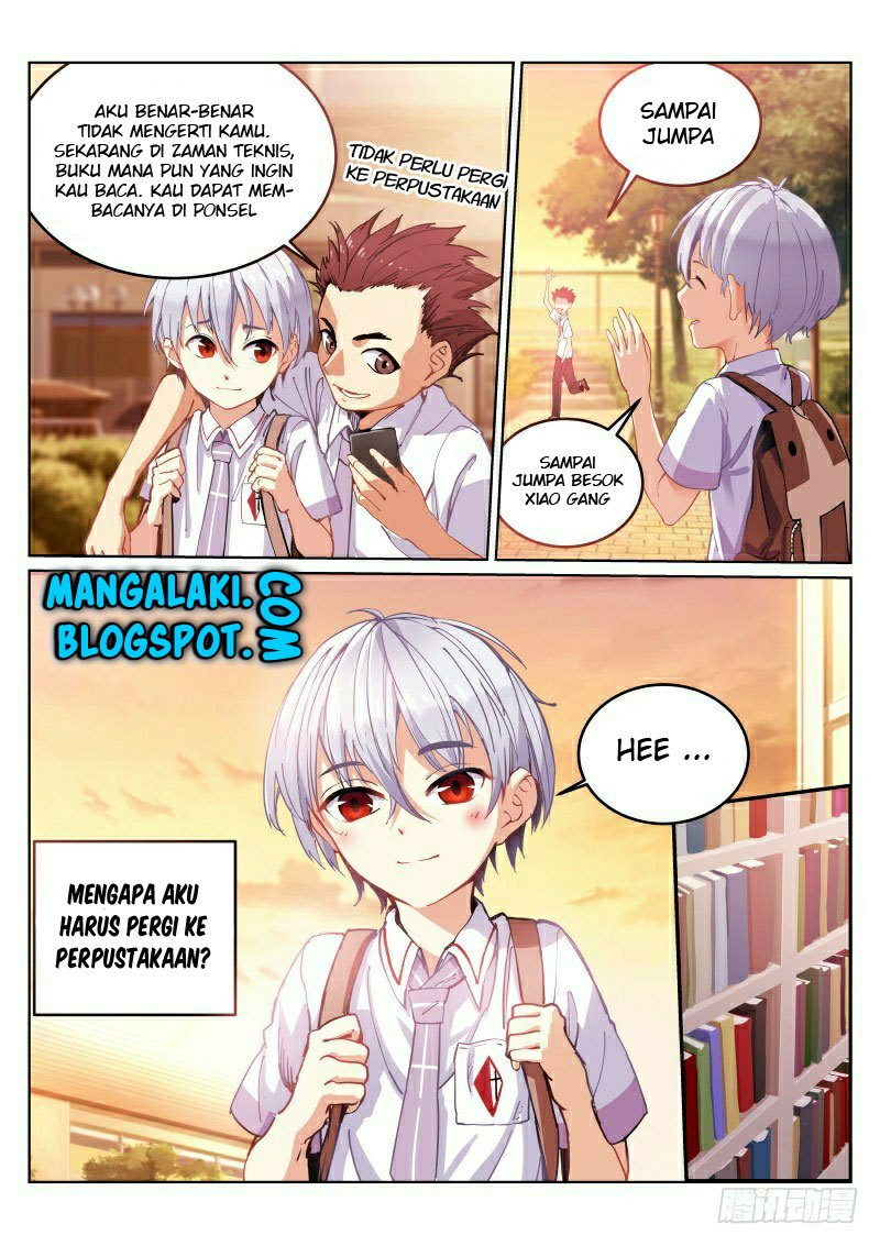 Spoiler Manhua Pale Throne 3
