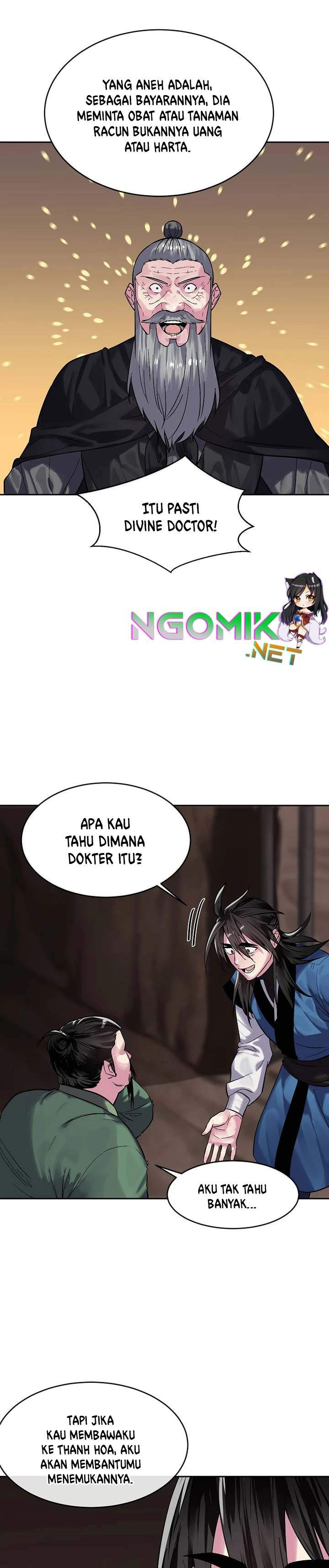 Volcanic Age Chapter 149