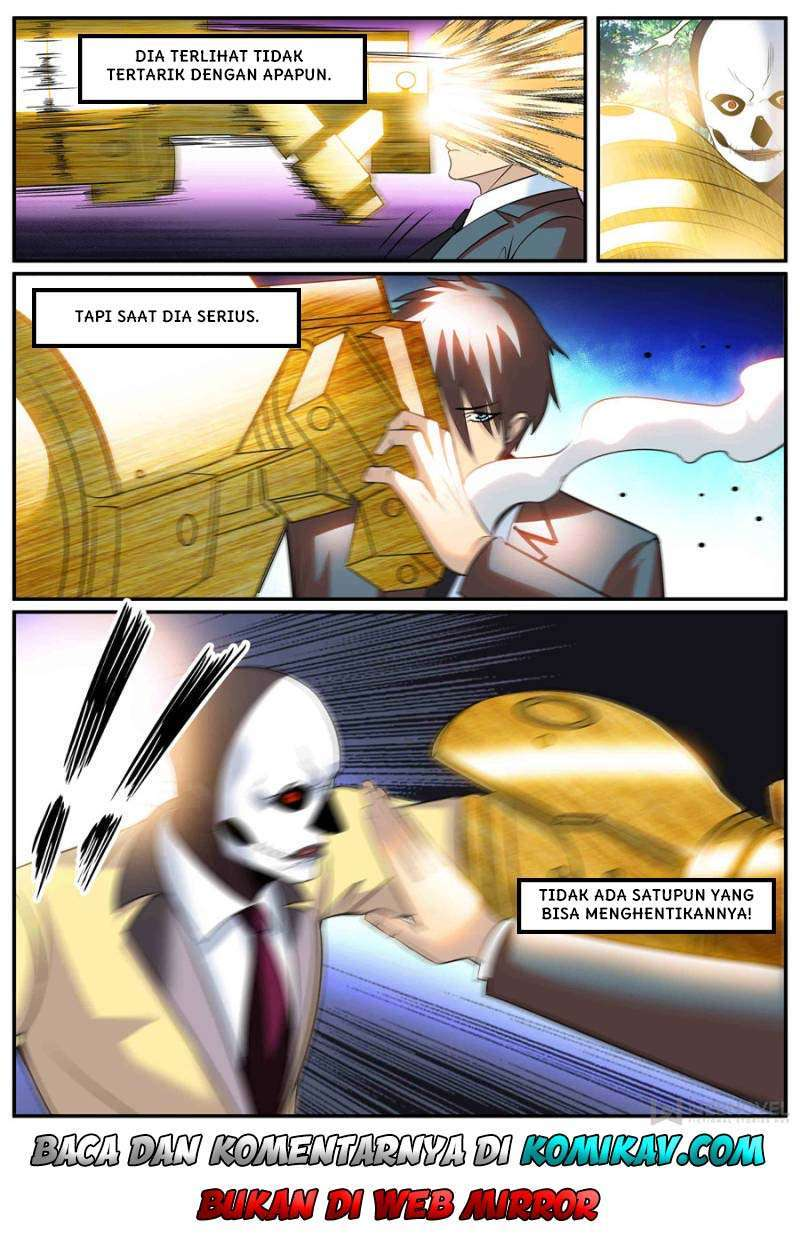 The Superb Captain in the City Chapter 251