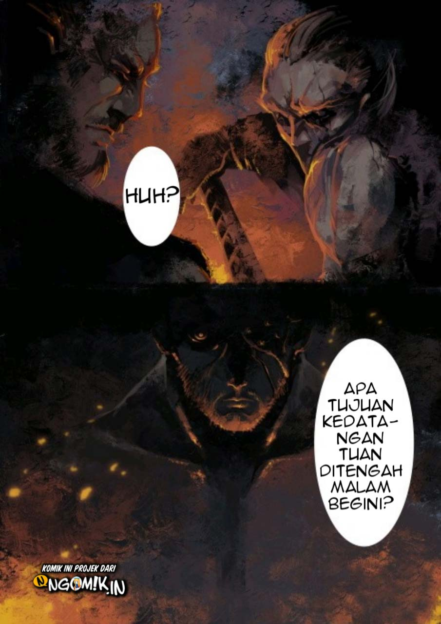Spoiler Manhua Tales of An Exorcist 3