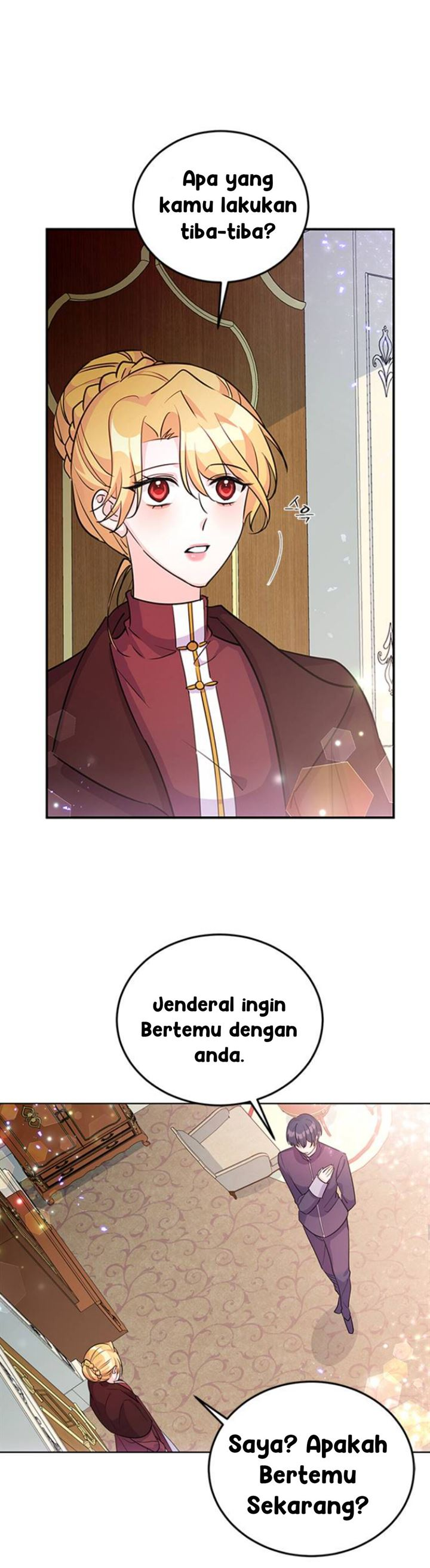 The Return of Elena the Knight Chapter 20