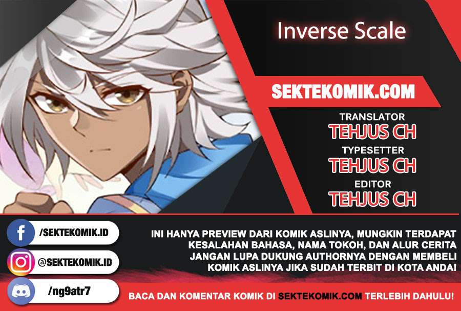 Inverse Scale Chapter 25