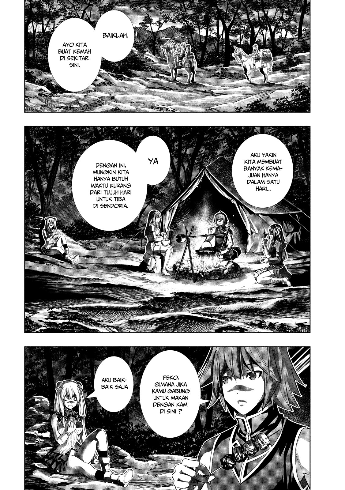 Parallel Paradise Chapter 101