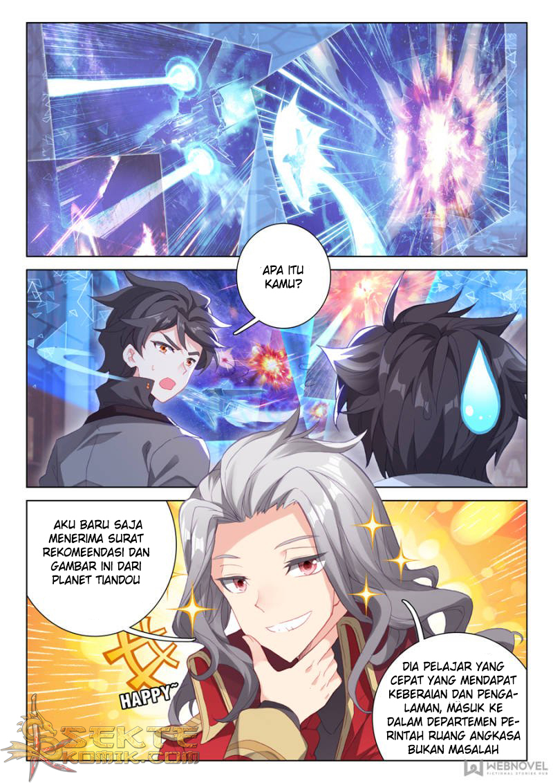 Soul Land IV – The Ultimate Combats Chapter 86