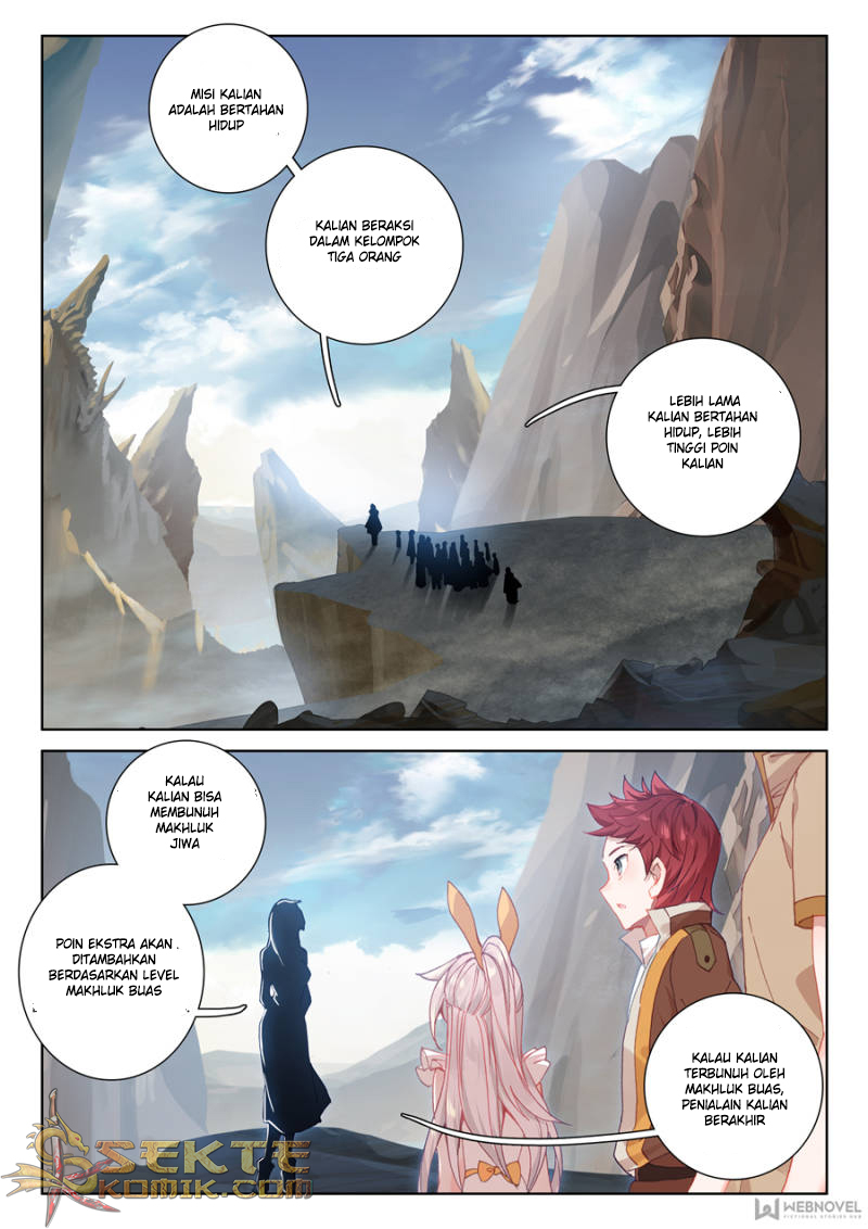 Soul Land IV – The Ultimate Combats Chapter 88