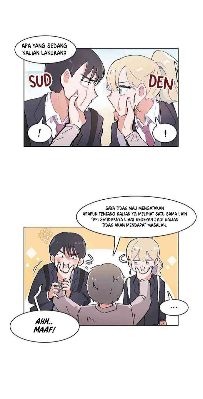 Spoiler Manhwa I Only Want to Beat You 3