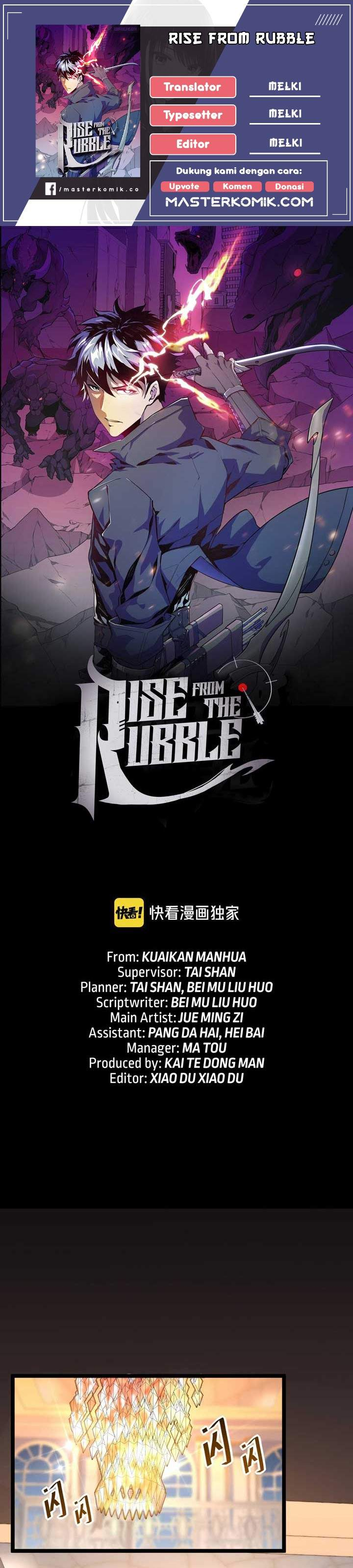 Rise From The Rubble Chapter 36