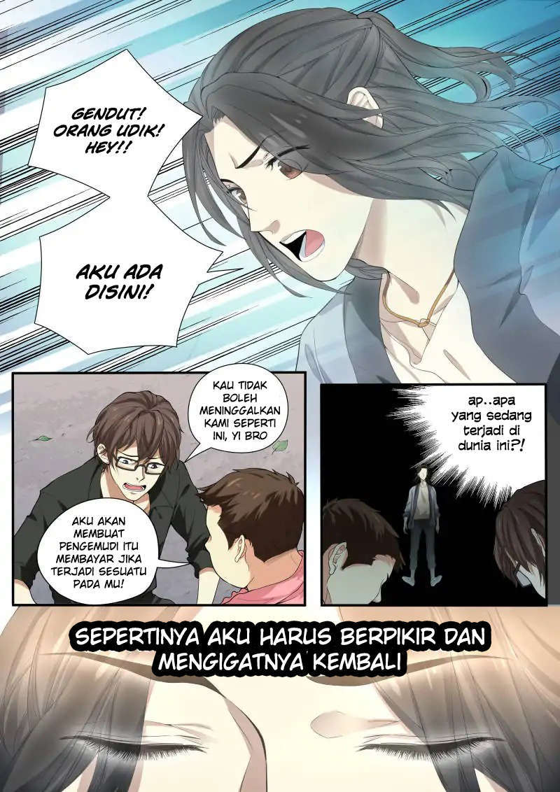 Spoiler Manhua Collecting the Divine 1