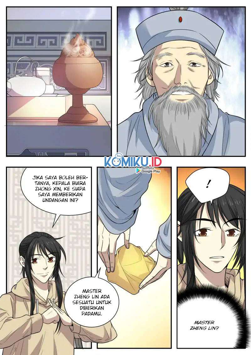 Collecting the Divine Chapter 62