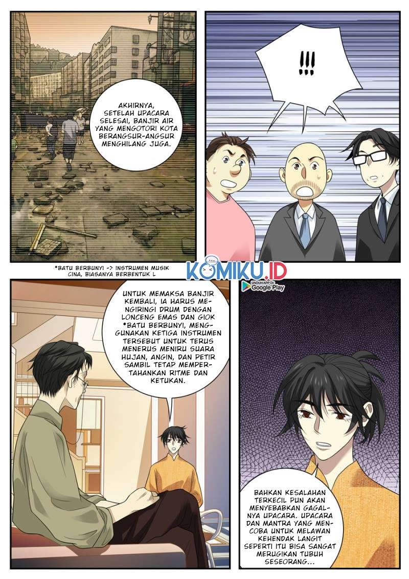 Collecting the Divine Chapter 76