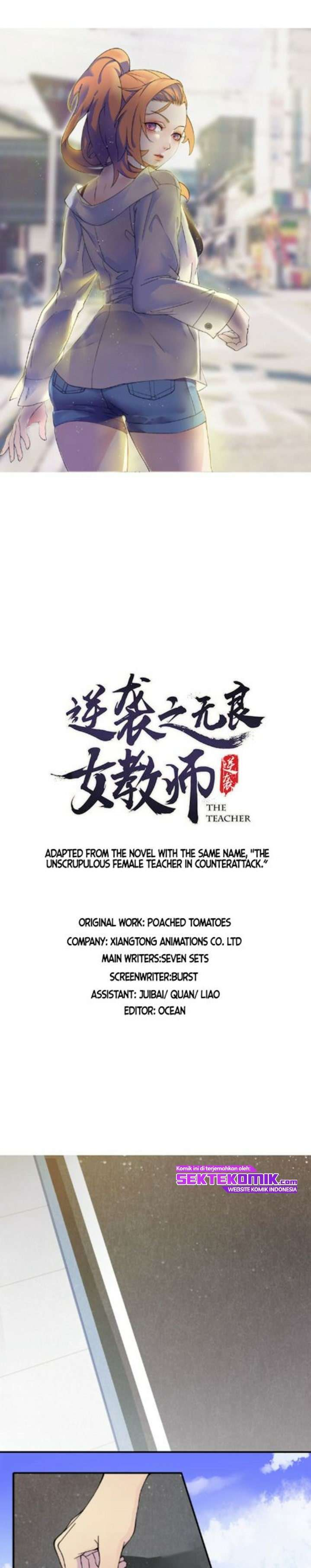 The Female Teacher Who Fight Back Chapter 3