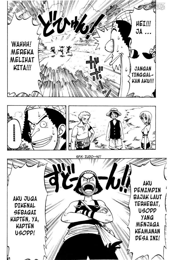 One Piece Chapter 023
