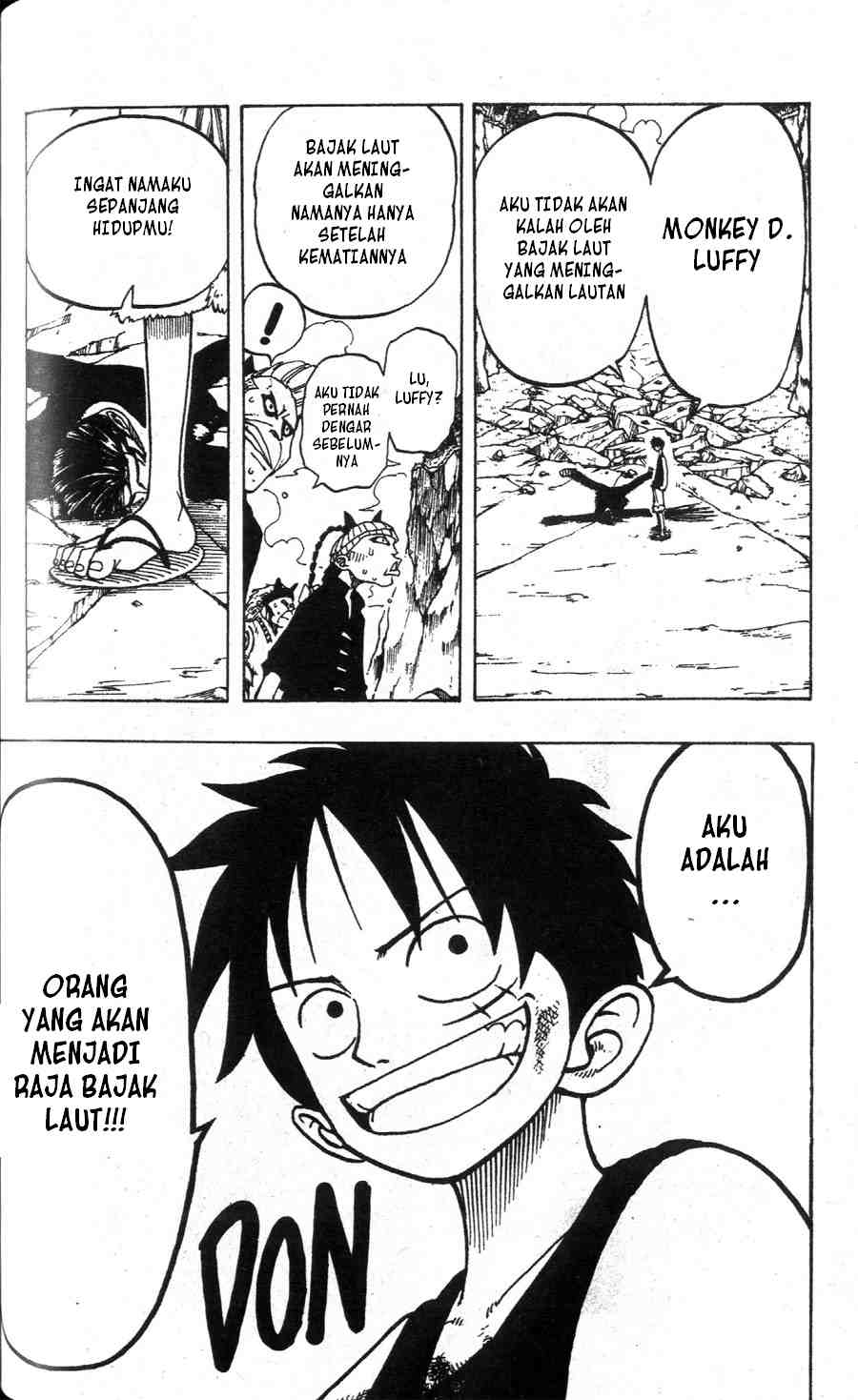 One Piece Chapter 040