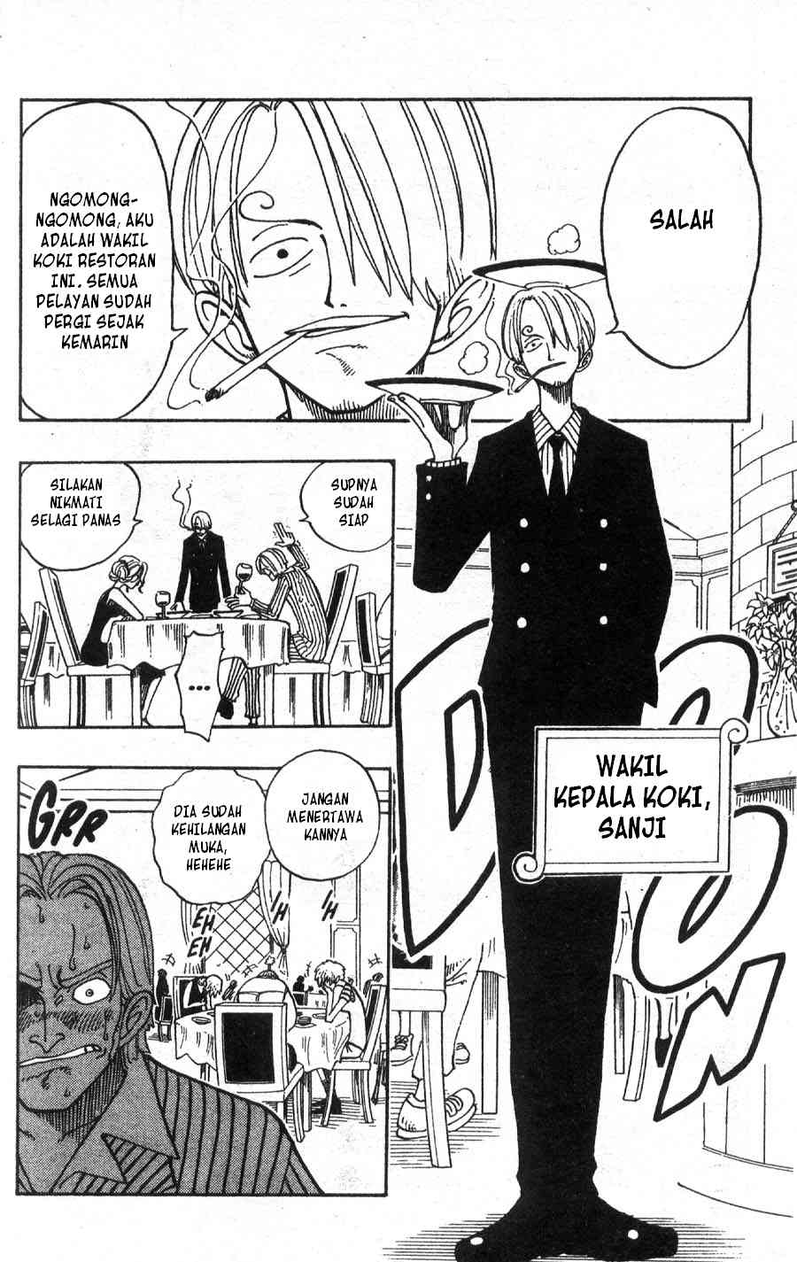 One Piece Chapter 043