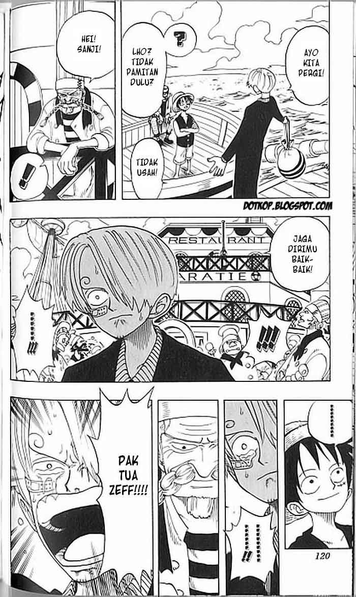 One Piece Chapter 068