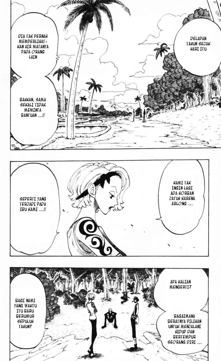 One Piece Chapter 080