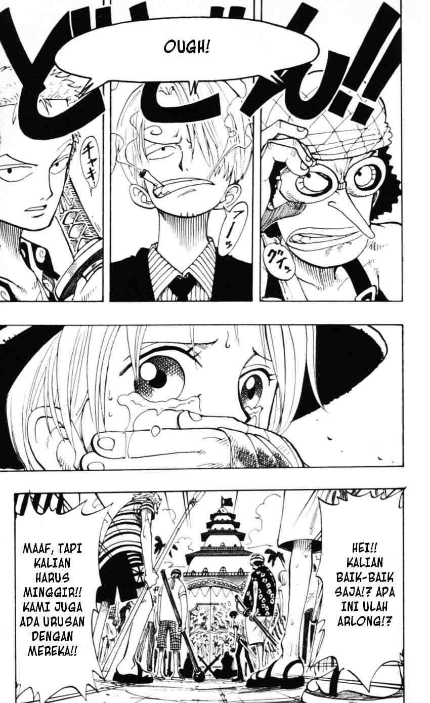 One Piece Chapter 081