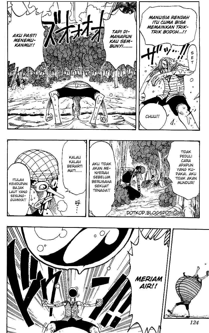 One Piece Chapter 087