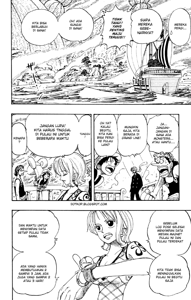 One Piece Chapter 106