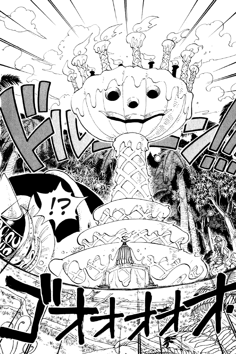 One Piece Chapter 121
