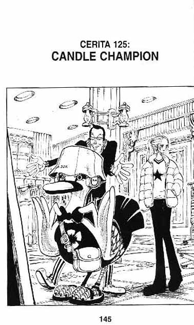 One Piece Chapter 125