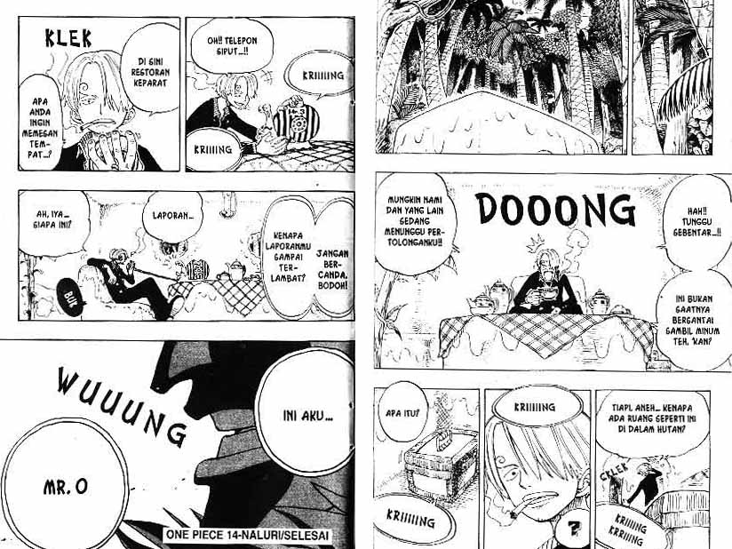 One Piece Chapter 126