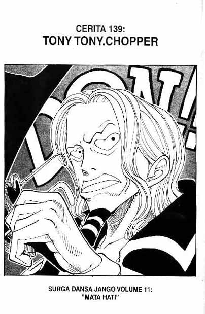 One Piece Chapter 139