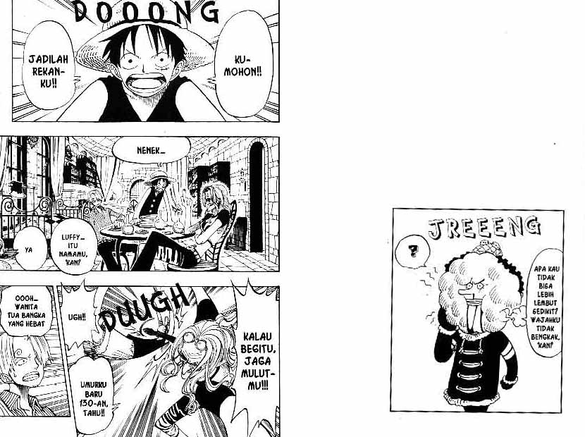 One Piece Chapter 140