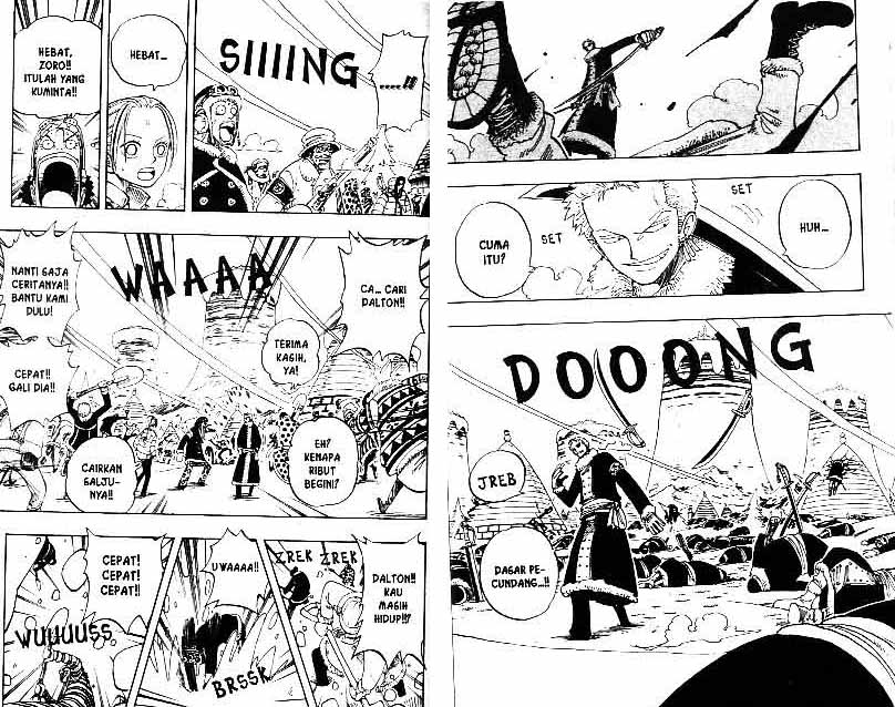 One Piece Chapter 141
