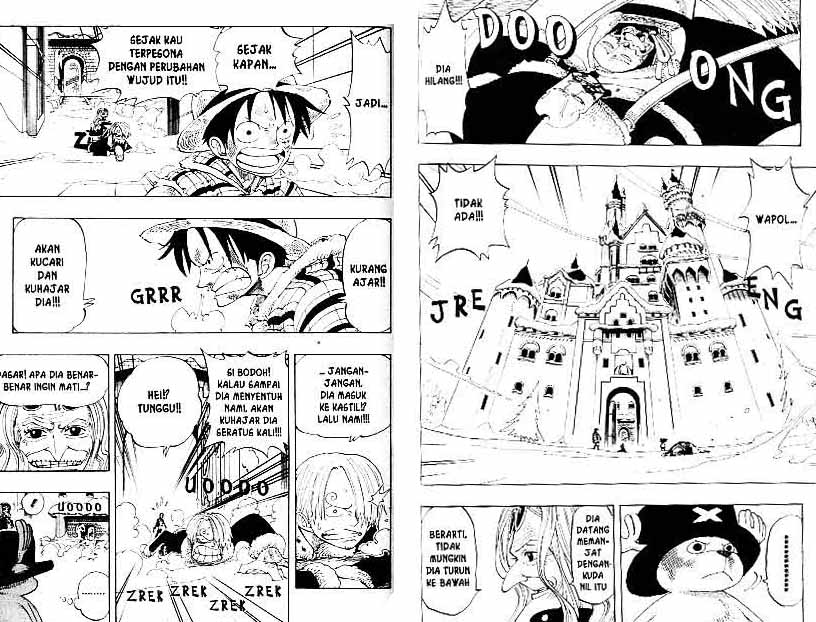One Piece Chapter 150