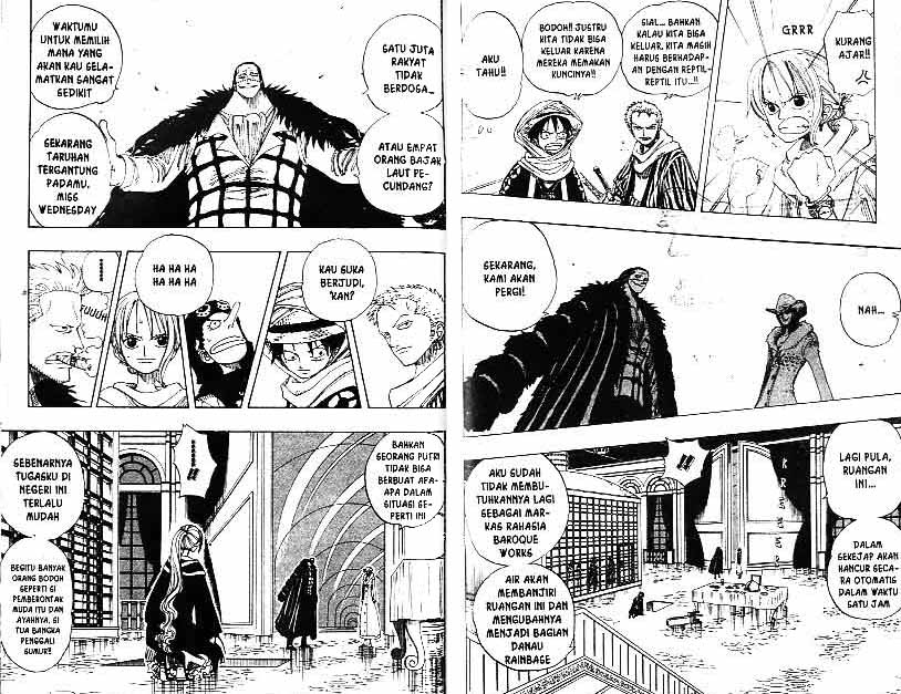 One Piece Chapter 173