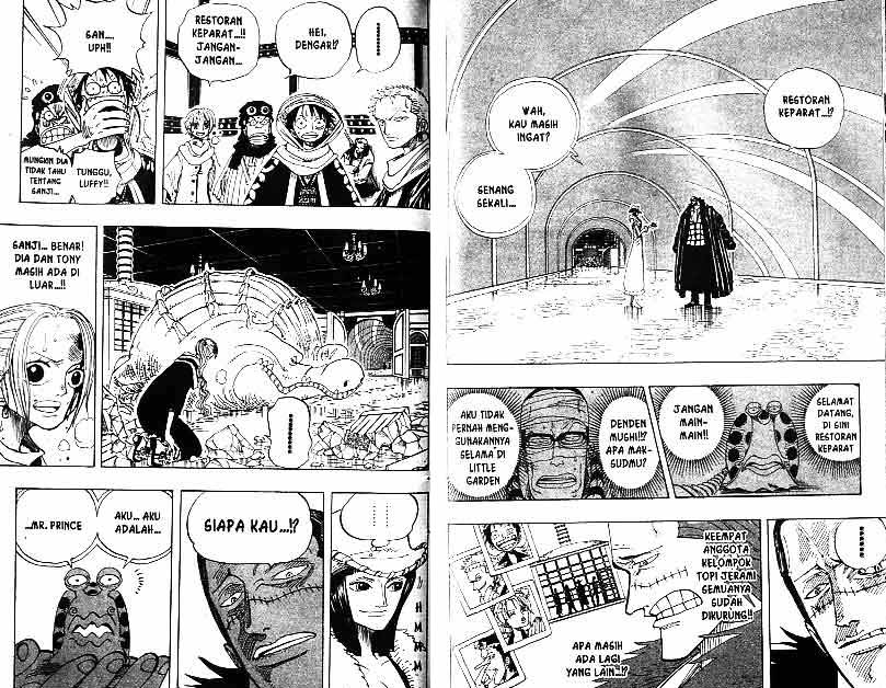 One Piece Chapter 174