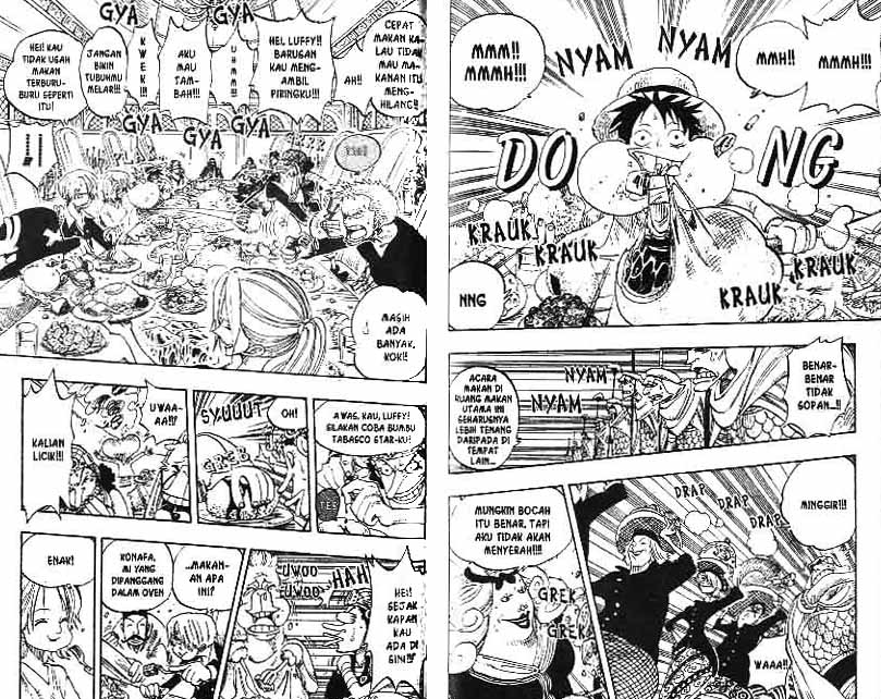One Piece Chapter 213