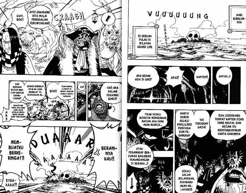 One Piece Chapter 233