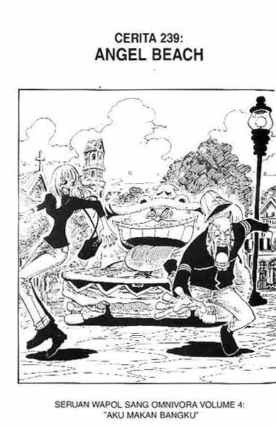One Piece Chapter 239