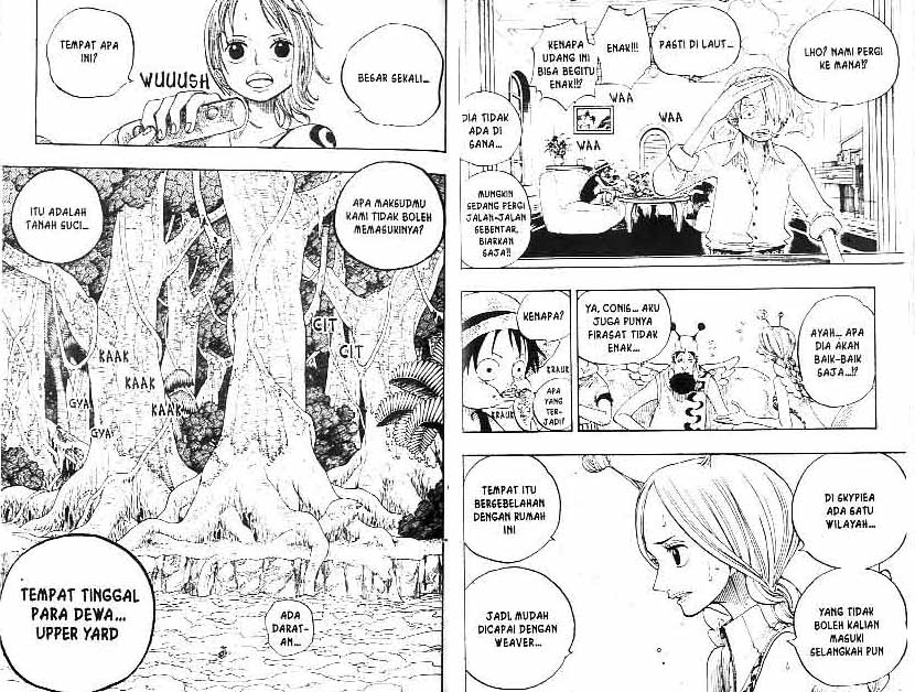 One Piece Chapter 240