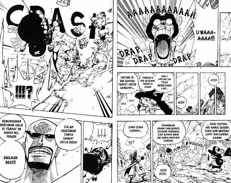 One Piece Chapter 266