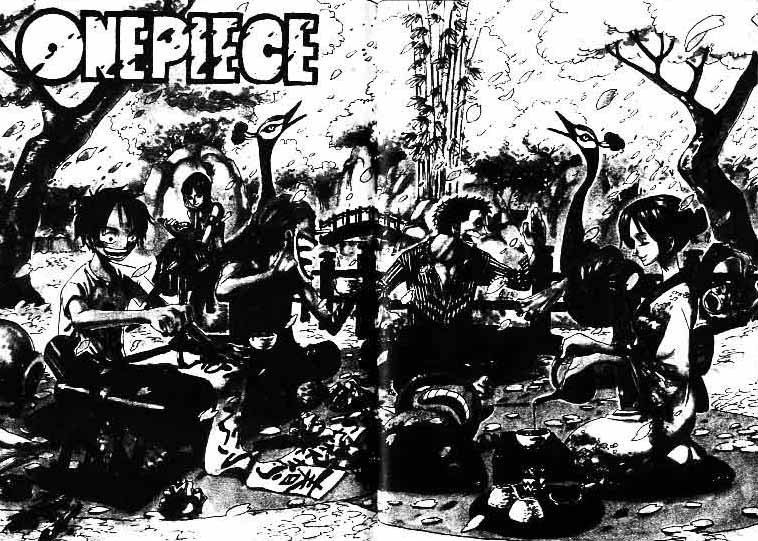 One Piece Chapter 269