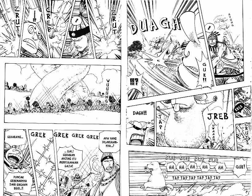 One Piece Chapter 270