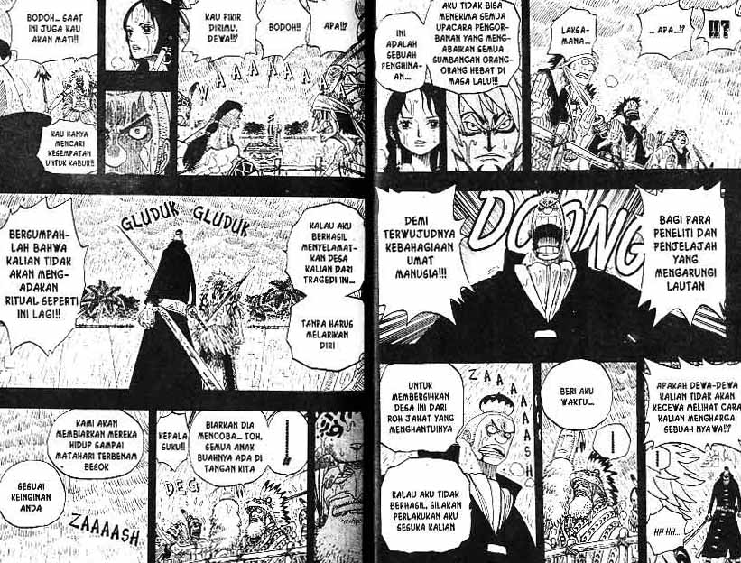 One Piece Chapter 288