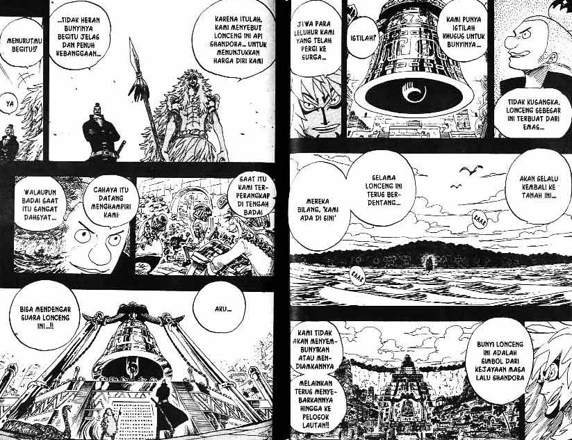 One Piece Chapter 290