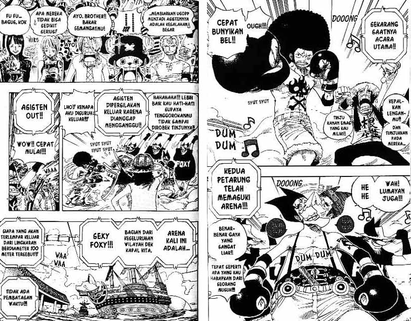 One Piece Chapter 314