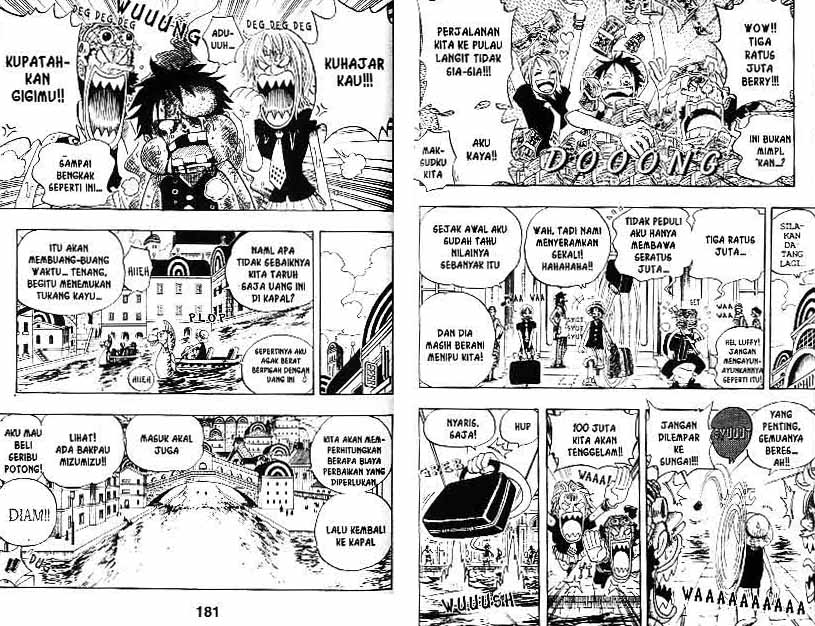 One Piece Chapter 325