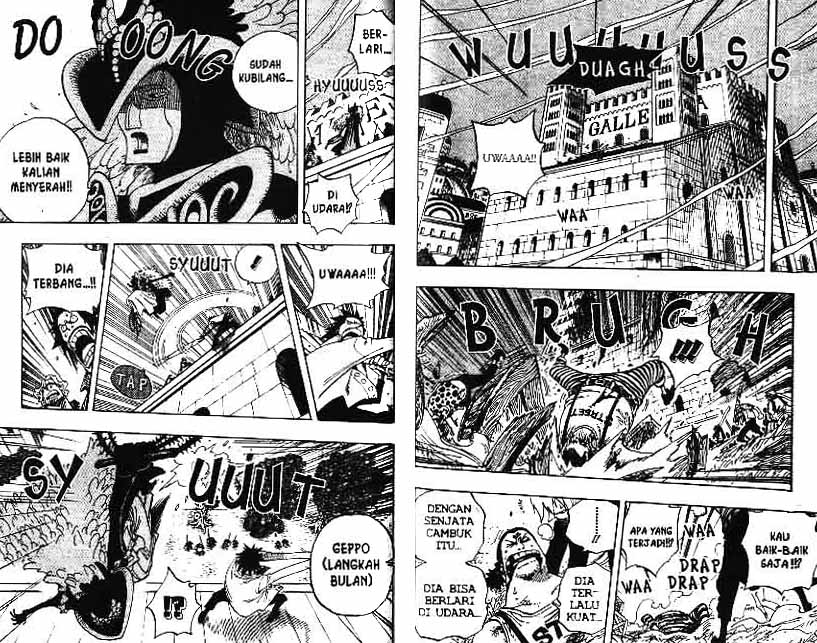 One Piece Chapter 343