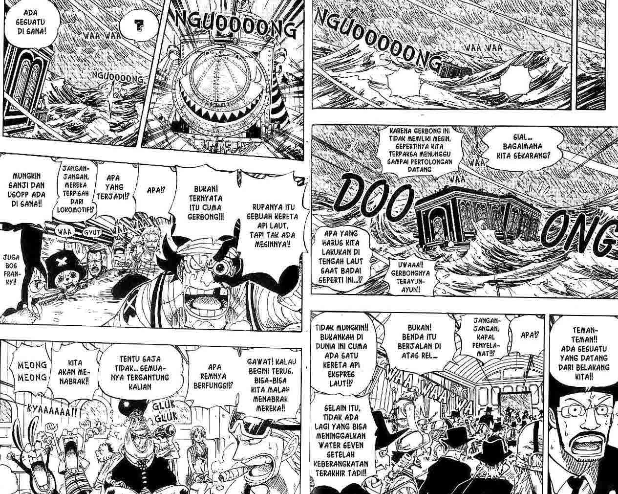 One Piece Chapter 371