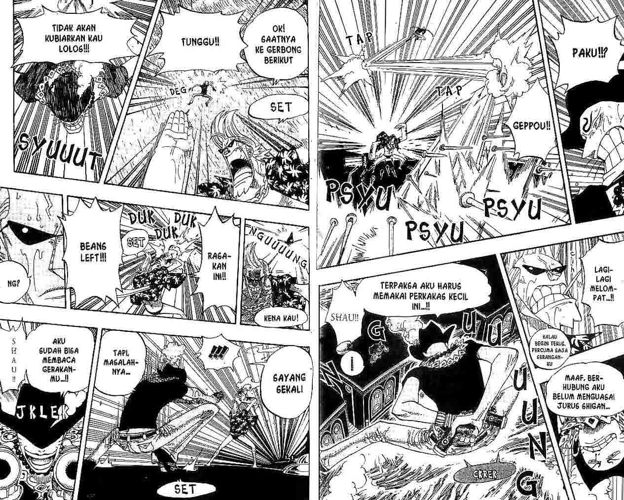 One Piece Chapter 372