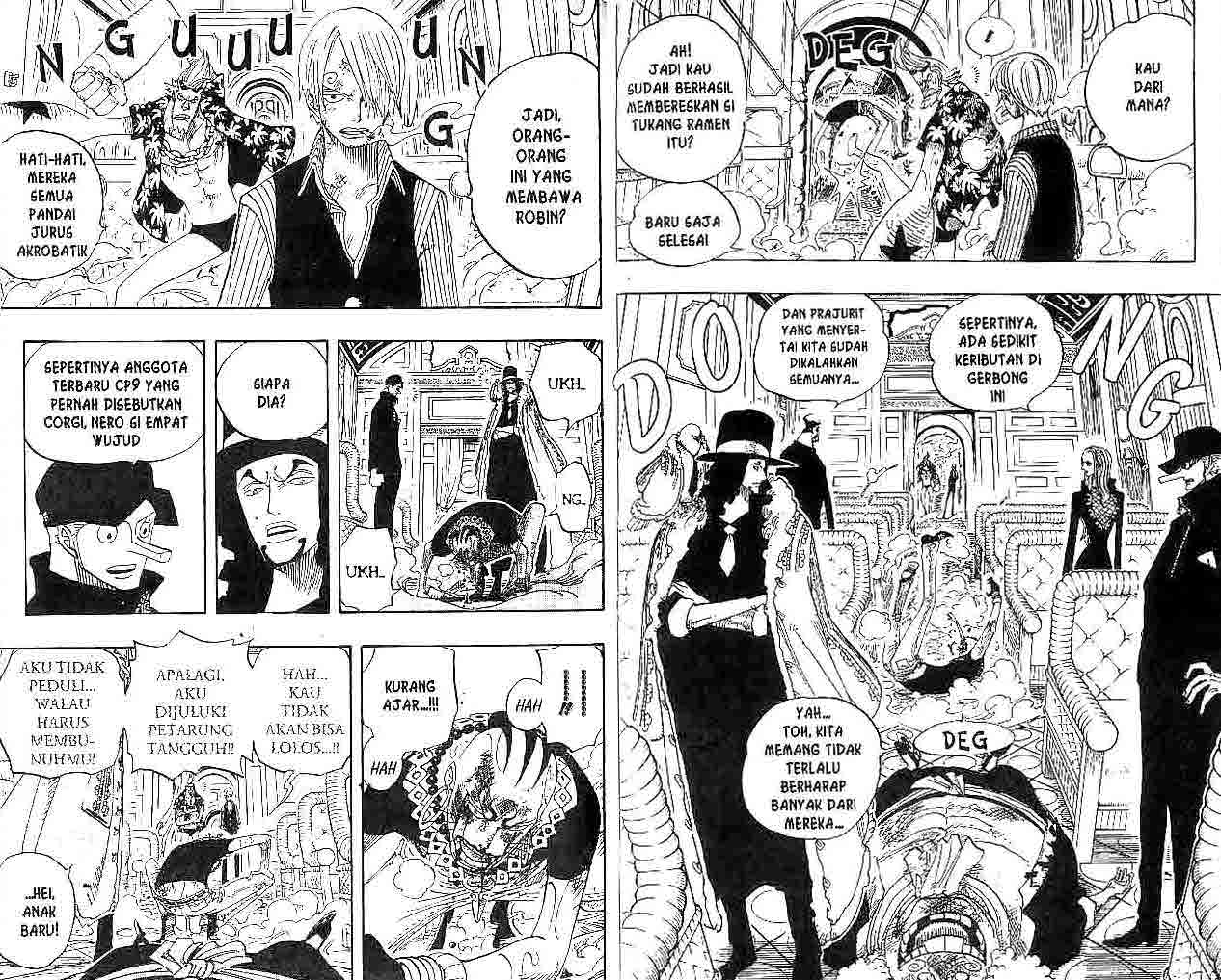 One Piece Chapter 373