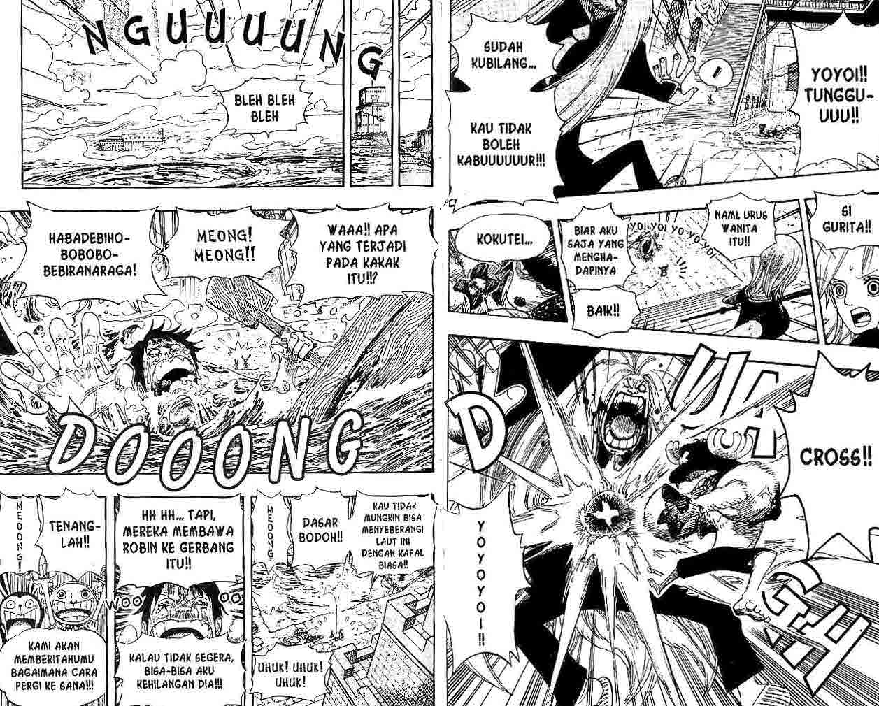 One Piece Chapter 403