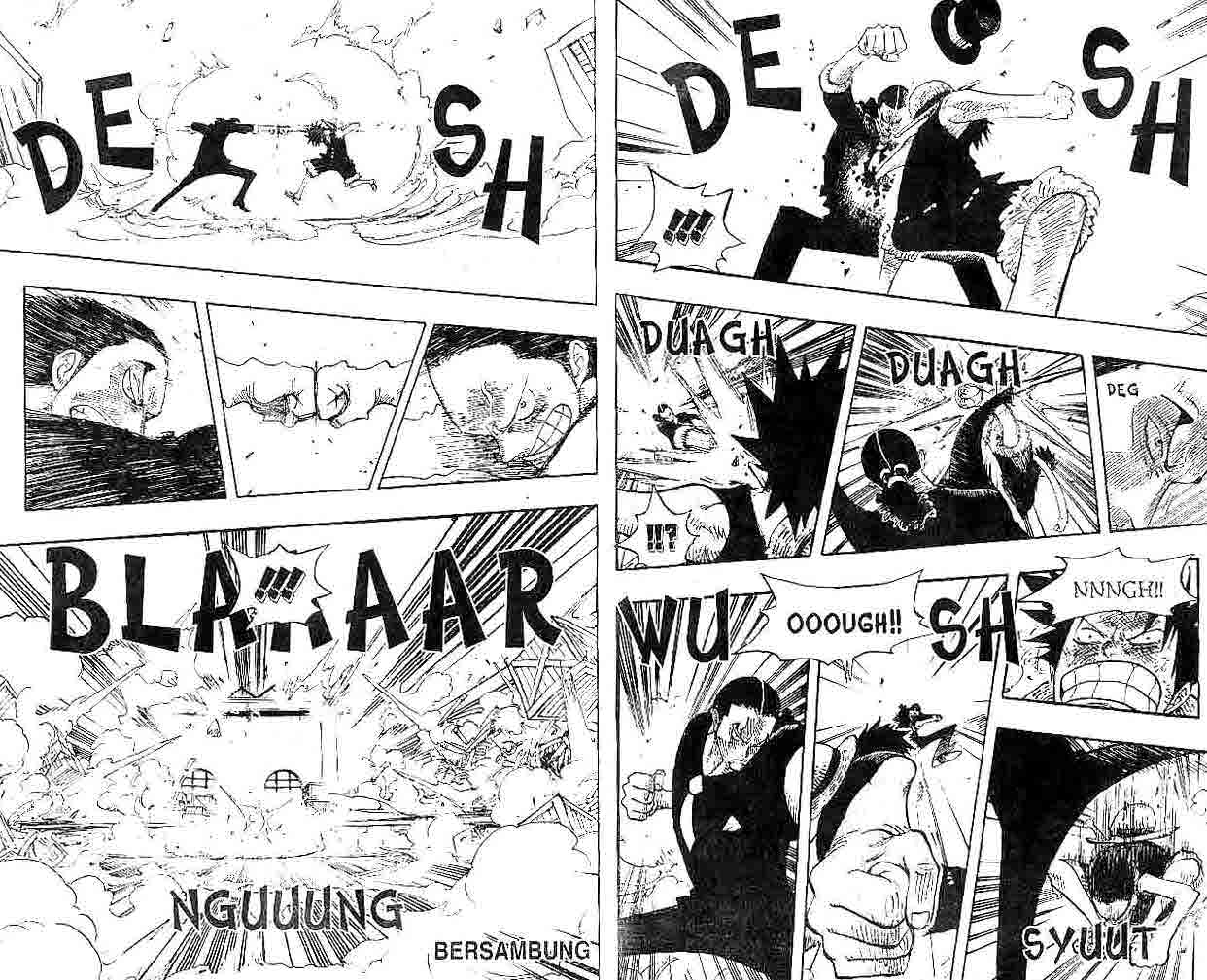 One Piece Chapter 409