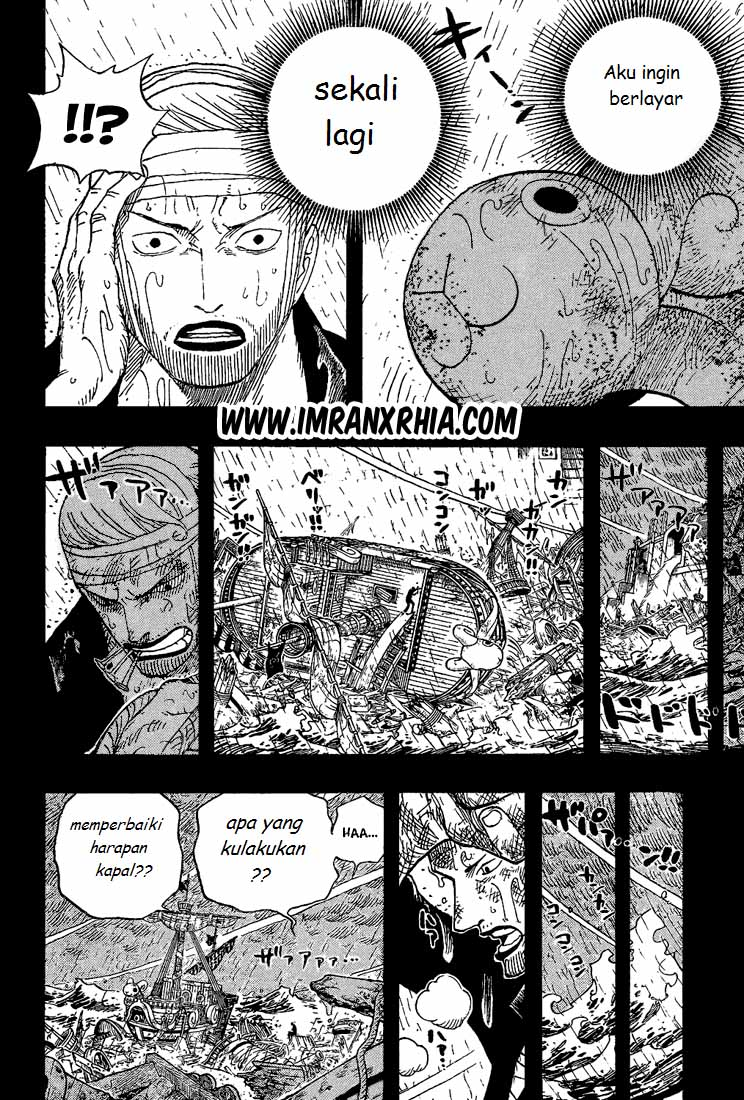 One Piece Chapter 430